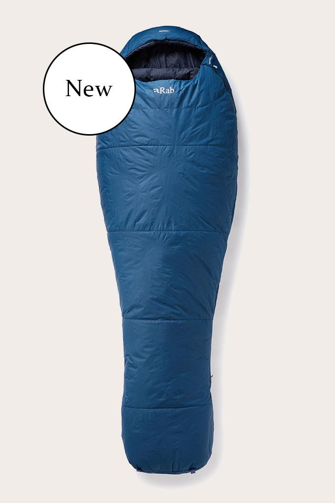 All Season XL à Capuche Sac De Couchage Avec Compression Sack-Parfait Pour Camping /&
