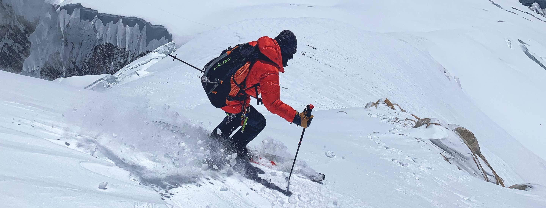Skiing Spantik & Nanga Parbat