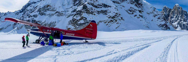 Greg Boswell - Neue Routen in Alaska
