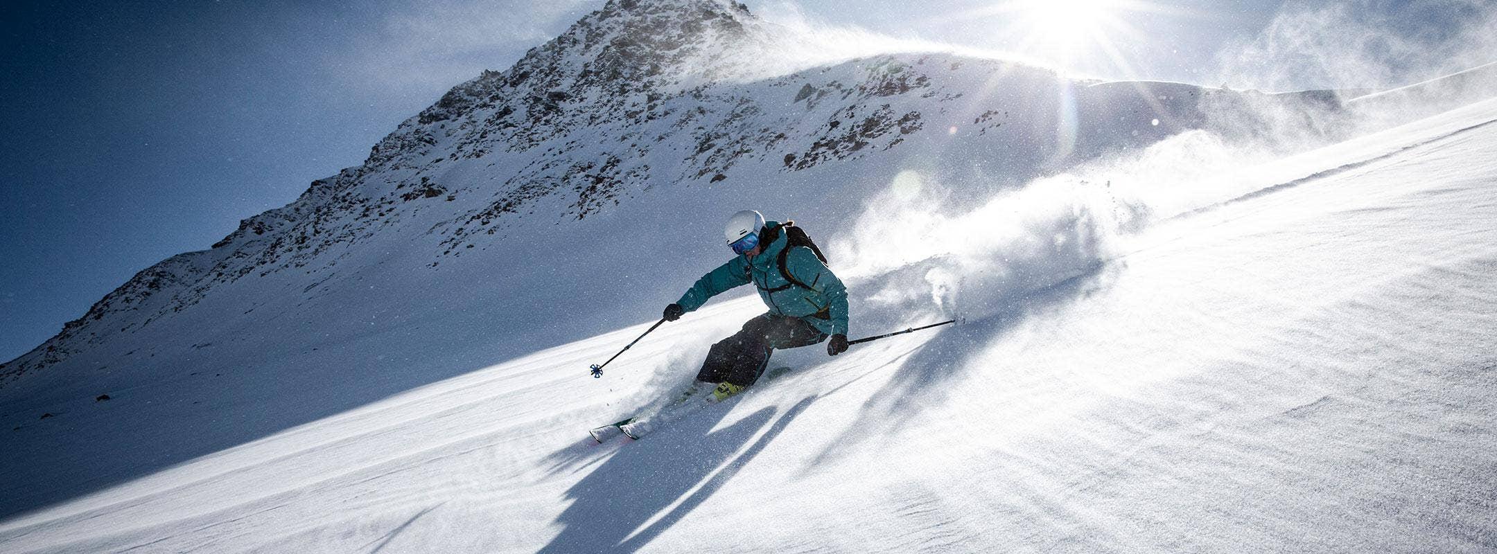 Meet the Rab Ski Athlete Team