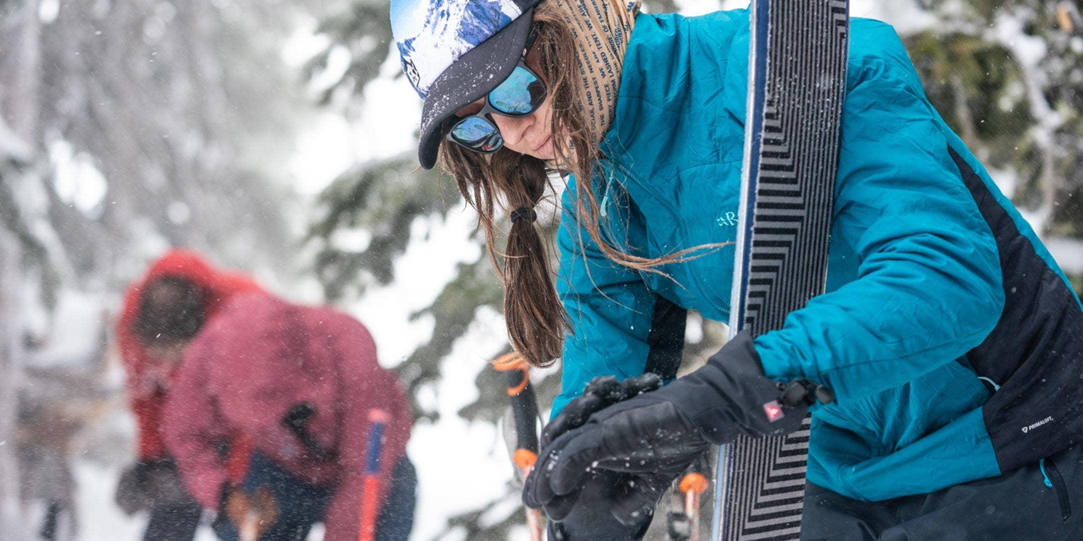 Mountain Mentorship: Rab supports AIARE Women's Mentorship Program