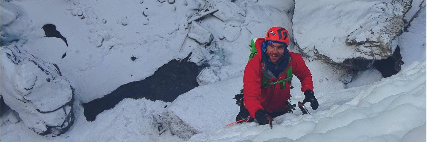 Sylvain Thiabaud - Winter Climbing 2018/19