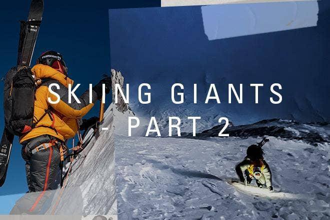 Skiing Giants - Part 2