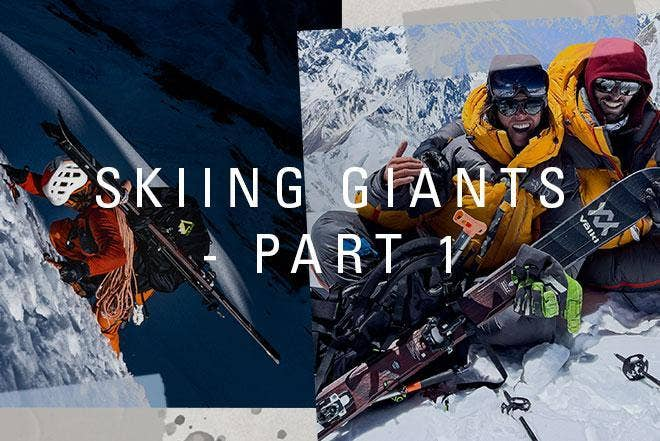 Skiing Giants - Part 1