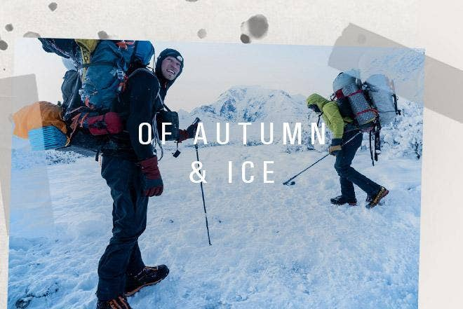 Of Autumn & Ice Part 1