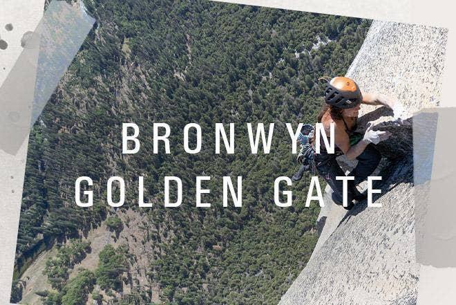 Bronwyn Sends Golden Gate - Part 2