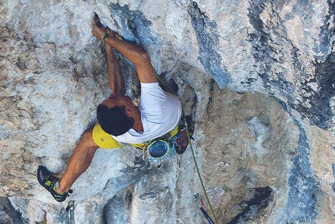 Is Climbing Making You Happy?