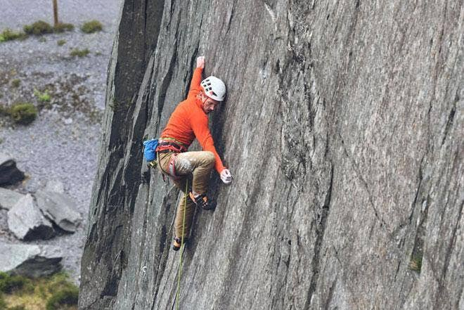 Local Climbs: The Quarryman