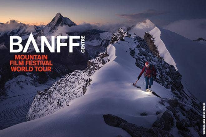 Rab at Banff Mountain Film Festival 2019