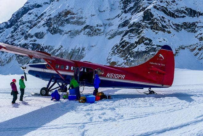 Greg Boswell - Nouvelles voies en Alaska