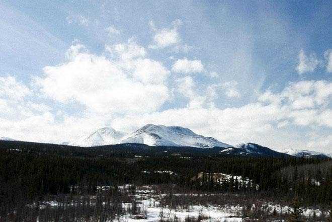 Mark Hines : La Traversée du Nord Glacé
