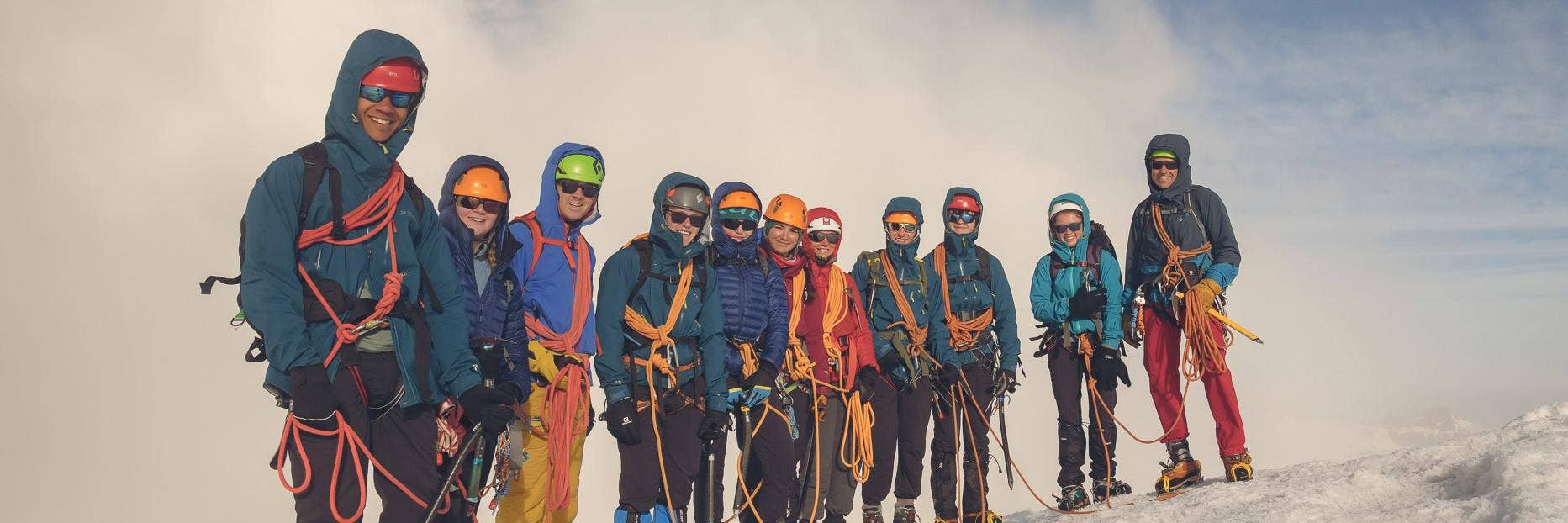 Rab Young Alpinists 2019